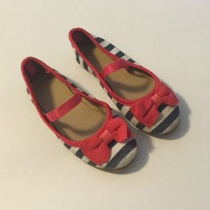 Gymboree girls sz 8 shoes